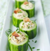 komkommer-bakjes